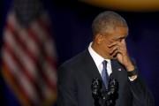 Barack Obama lors de son discours d'adieu à... (AP) - image 3.0