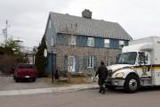 La Sûreté du Québec a pris la relève... (Photo Le Progrès, Rocket Lavoie) - image 2.0