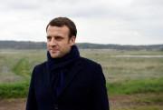 Emmanuel Macron, candidat d'En Marche !... (photoEric FEFERBERG, agence france-presse) - image 1.1