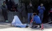 L'accident serait lié à un refus de priorité.... (AP, Cristian Ballarini) - image 2.0