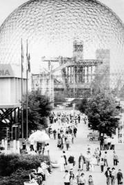 Le dôme de l'ancien pavillon des États-Unis... (Archives La Presse) - image 3.0