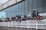 Près de 3000 personnes ont assisté dimanche au... (Olivier Croteau) - image 1.0
