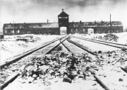 Le camp de concentration d'Auschwitz-Birkenau, en Pologne, en... (AP, Stanislaw Mucha) - image 2.0