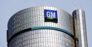 Le logo de GM, au sommet du Renaissance... - image 3.0