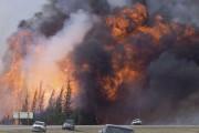 L'incendie de mai dernier avait détruit environ 10... (La Presse canadienne, Jonathan Hayward) - image 6.0