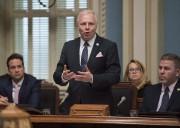 Le chef du Parti québécois, Jean-François Lisée... (La Presse canadienne, Jacques Boissinot) - image 4.0