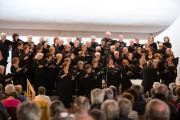 La chorale La Mi-Temps... (Olivier Croteau, Le Nouvelliste) - image 3.0