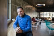 Le porte-parole de J'aime mon café, Jean-Michel Dufaux.... (PHOTO EDOUARD PLANTE-FRÉCHETTE, ARCHIVES LA PRESSE) - image 1.0
