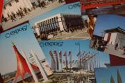 Ici, les cartes postales conservées par Mariette Charrier... (Alain Dion) - image 2.0