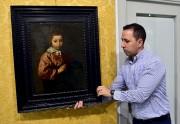 Le tableau aurait été peint vers 1616.... (AFP, Gérard Julien) - image 8.0