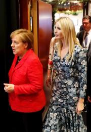 Pour les médias allemands, Angela Merkel a invité... (AFP, Odd Andersen) - image 3.0