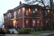 La maison construite en 1909 de Jean Charest... (Photo Bernard Brault, La Presse) - image 1.0