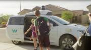 Image tirée d'une vidéo promotionnelle de Waymo tournée... - image 4.0