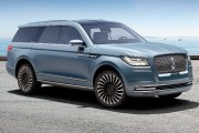 Le Lincoln Navigator 2018. Photo: Ford... - image 3.0