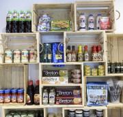 Craquelins, mayonnaises, sauces pour fruits de mer sont... (Le Soleil, Jean-Marie Villeneuve) - image 4.0