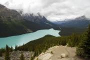 Le lac Peyto, l'un des plus courus des... (Collaboration spéciale Normand Provencher) - image 7.0