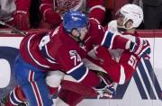Alexei Emelin n'a pris part qu'à deux matchs... (La Presse canadienne, Paul Chiasson) - image 5.0