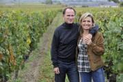 Pierre et Catherine Breton.... (Photo fournie par Oenopole) - image 1.0