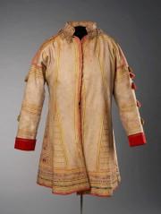 Tunique dechasse, v.1840, artiste naskapie inconnue, manteau pour... (Photo fournie par le MBAC) - image 1.0