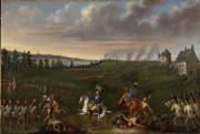 La bataille de Sainte-Foy, v.1854, JosephLégaré, huile sur... (Photo fournie par le MBAC) - image 1.1