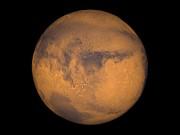 Image non datée de la planète Mars... (IMAGE Fournie par la NASA) - image 1.0
