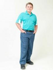 Alec, le fils aîné du fondateur de Big... (Photo Big Kidz Jeanz) - image 2.0