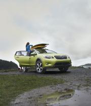 Le Crosstrek hybride.Photo: Subaru... - image 3.0