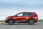 Le CR-V 2017. Photo: Honda... (La Presse) - image 10.0