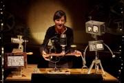 Karine Gaulin, manipulatrice-marionnettiste et auteure de la pièceAu... (Michel Pinault) - image 3.0