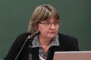La conseillère du quartier Fordyce est sur les... (Julie Catudal, archives La Voix de l'Est) - image 2.0