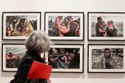 Des photos prises par le photographe grec Aris... (AFP, Miguel Medina) - image 3.0