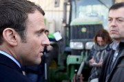 Emmanuel Macron... (AFP, Eric Feferberg) - image 3.0