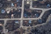Certains quartiers ont été complètement rasés.... (AFP, Robyn Beck) - image 2.0