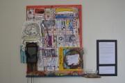 Une dizaine d'artistes rendent hommage à Fred Fortin... (Photo Le Quotidien, Louis Potvin) - image 1.0