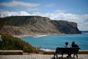 La petite station balnéaire de Praia da Luz... (AFP, Patricia De Melo Moreira) - image 2.0