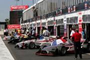Les nouveaux garages temporaires qui seront aménagés pour... (Photo: Digital Image, Courtoisie GP3R) - image 3.0