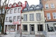 La Maison Tremain-Stuart située au 141, rue Saint-Paul... (Le Soleil, Jean-Marie Villeneuve) - image 2.0
