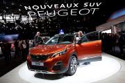 Une Peugeot 3008 lors du Salon de l'auto... - image 1.0