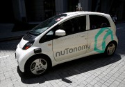 Un taxi autonome expérimental nuTonomy, à l'essai dans... - image 3.0