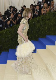Anna Wintour, rédactrice en chef du magazine Vogue... (AFP, Angela Weiss) - image 2.0