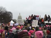 Washington aime manifester, comme ici lors de la... (La Presse, Laura-Julie Perreault) - image 4.0
