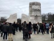 Le monument de Martin Luther King, le petit... (La Presse, Laura-Julie Perreault) - image 6.0