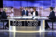 Marine Le Pen a accusé Emmanuel Macron d'être... (AP, Eric Feferberg) - image 2.0