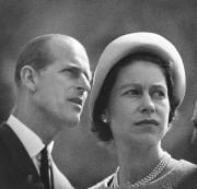 Elizabeth II et le prince Philip avait fait... (AP) - image 2.0