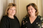 Lucie et Luce Rozon, directrices de Juste pour... (Photo David Boily, archives La Presse) - image 3.0