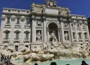 La monumentale et incontournable fontaine de Trevi. Si... (La Tribune, Gilles Fisette) - image 1.0