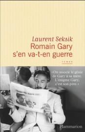Romain Gary s'en va-t-en guerre... (image fournie par Flammarion) - image 2.0