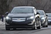 Chevrolet Volt. Photo: Bernard Brault, La Presse... - image 2.0