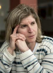 Venue des Laurentides pour participer au congrès, Linda... (La Tribune, Jessica Garneau) - image 4.0