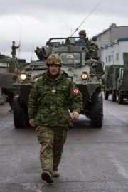 Des membres de l'unité d'intervention immédiate (UII) du... (Photo fournie par Sgt Marc-André Gaudreault, Service d'imagerie Valcartier) - image 1.0